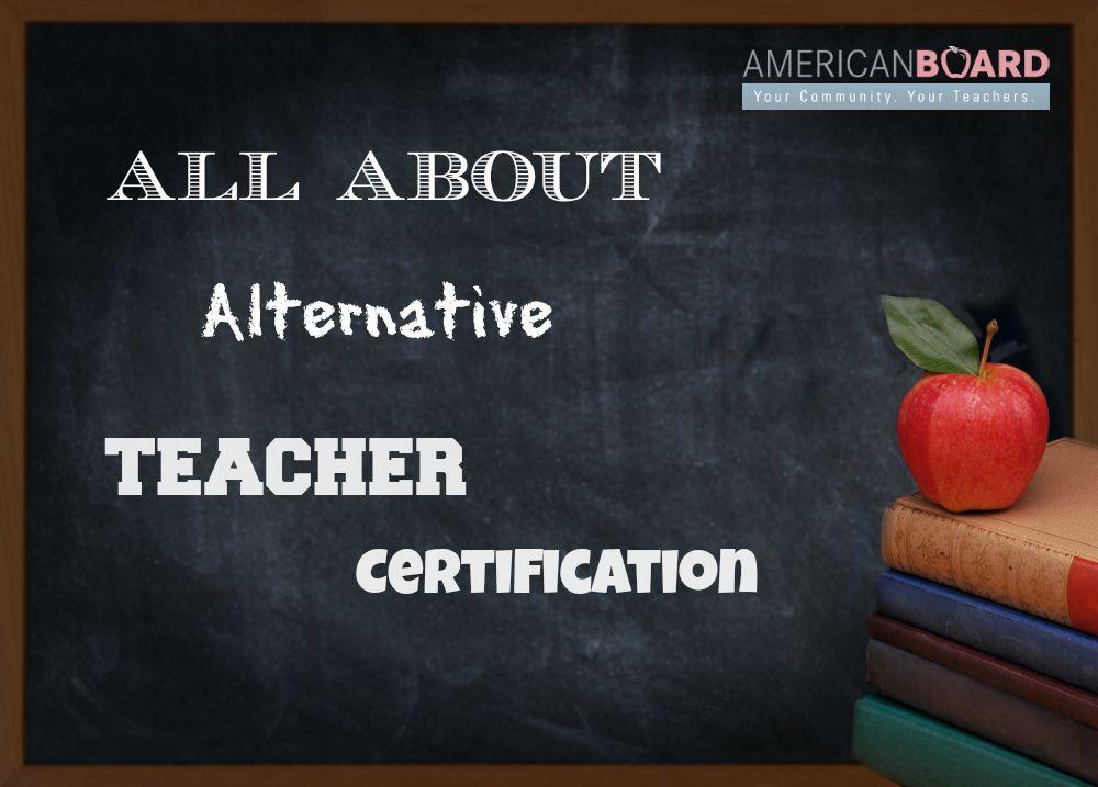 Online Alternative Teacher Certification Images Certificate Design