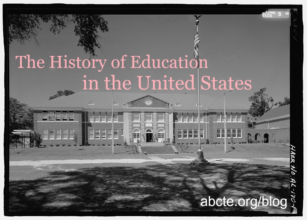 The History of Education in the US
