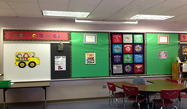 Computer Classroom Design Examples ~ Ways to decorate your secondary classroom the american