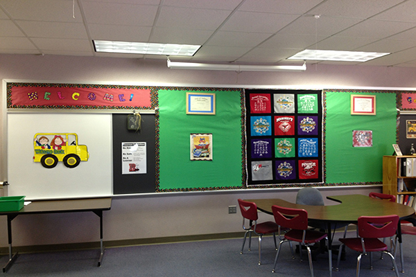 Classroom Decor Ideas Middle School ~ Ways to decorate your secondary classroom the american