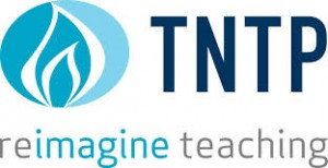 the new teacher project logo