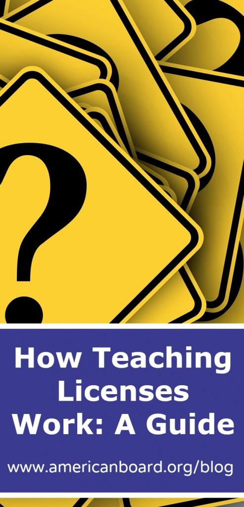How_Teaching_Licenses_Work_Pinterest