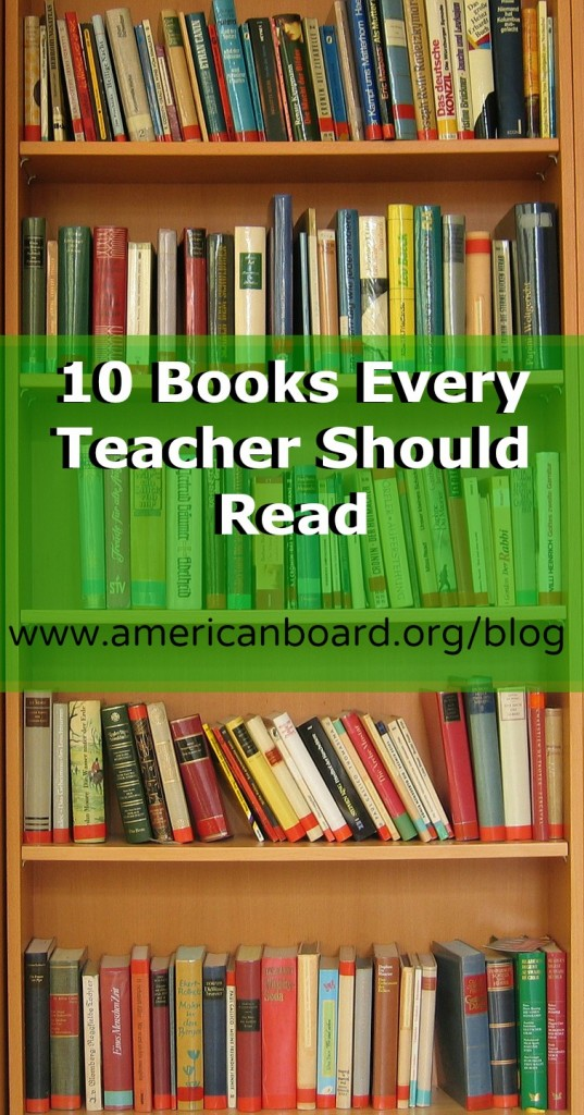 10_Books_Teacher_Read_Pinterest