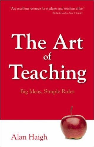 the art of teaching cover