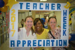 Teacher Appreciation Day at Dunbar