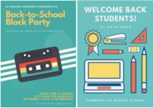 5 Creative Poster Ideas for School