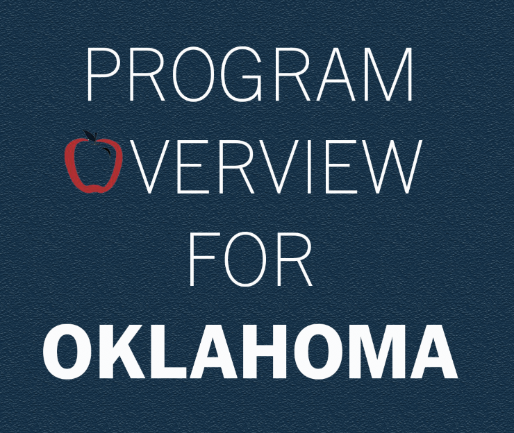 Become A Teacher In Oklahoma Oklahoma Teacher Certification
