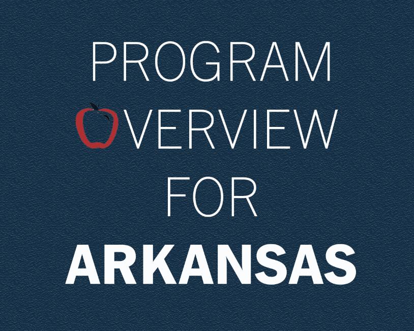 Become A Teacher In Arkansas Arkansas Teacher Certification